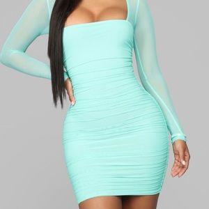"Fashion Nova ""oh so fresh"" dress"